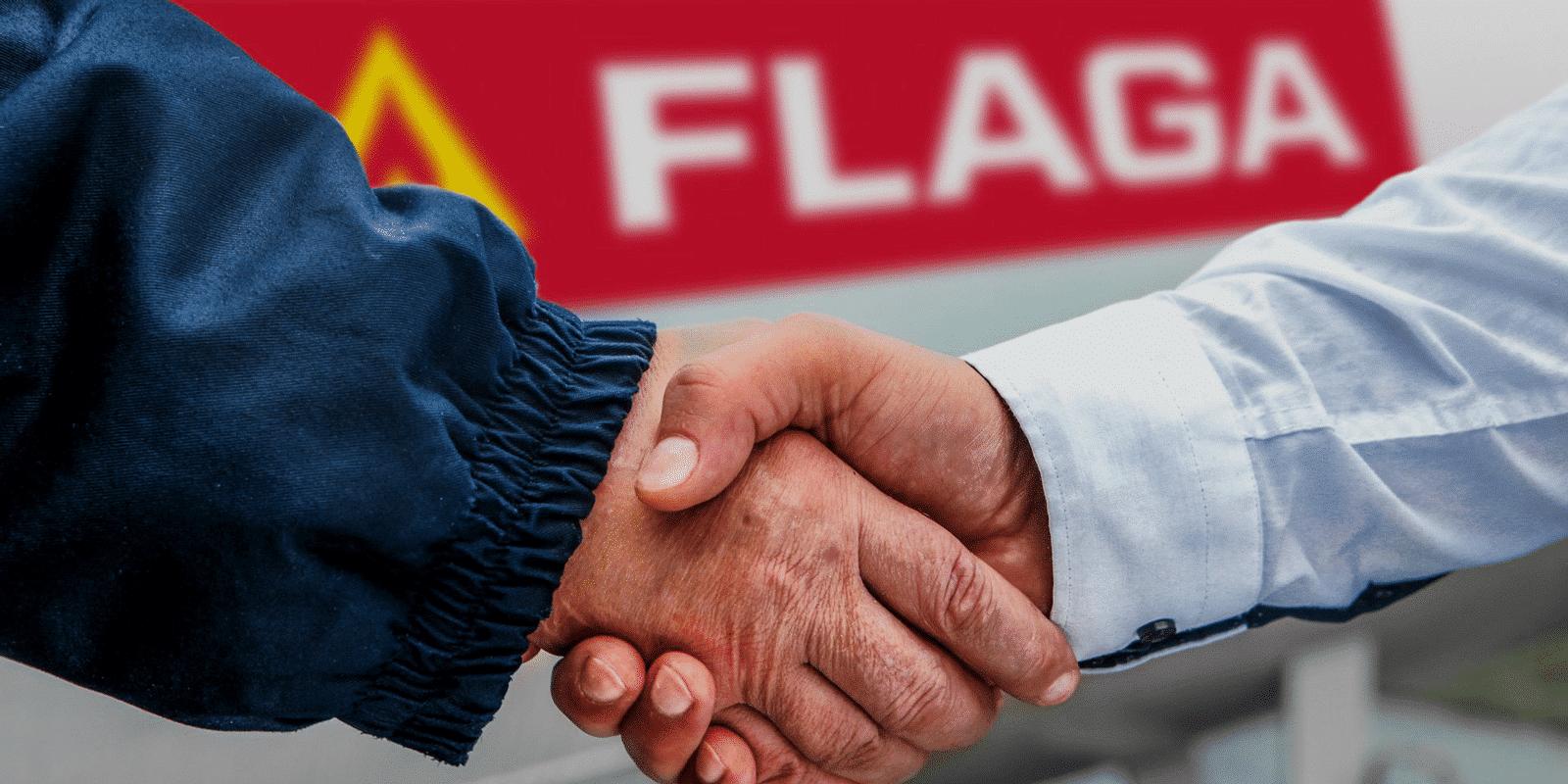 FLAGA übernimmt die Flüssiggasaktivitäten von SOCAR